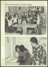 1978 Neal High School Yearbook Page 12 & 13