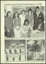 1978 Neal High School Yearbook Page 24 & 25