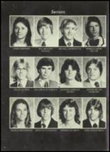 1978 Neal High School Yearbook Page 50 & 51