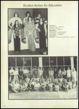 1978 Neal High School Yearbook Page 98 & 99