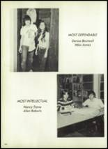 1978 Neal High School Yearbook Page 108 & 109