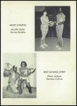 1978 Neal High School Yearbook Page 110 & 111