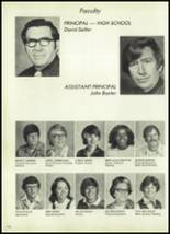 1978 Neal High School Yearbook Page 112 & 113