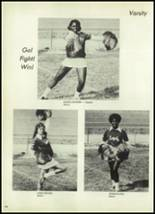 1978 Neal High School Yearbook Page 124 & 125