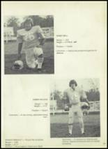 1978 Neal High School Yearbook Page 132 & 133