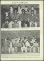 1978 Neal High School Yearbook Page 140 & 141