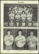 1978 Neal High School Yearbook Page 142 & 143