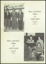 1978 Neal High School Yearbook Page 144 & 145