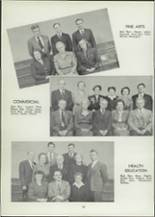 1948 Griffith High School Yearbook Page 14 & 15