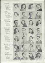 1948 Griffith High School Yearbook Page 16 & 17