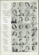 1948 Griffith High School Yearbook Page 18 & 19