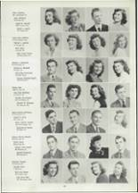 1948 Griffith High School Yearbook Page 20 & 21