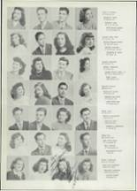 1948 Griffith High School Yearbook Page 22 & 23