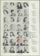 1948 Griffith High School Yearbook Page 24 & 25
