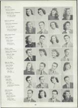 1948 Griffith High School Yearbook Page 26 & 27