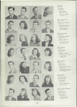 1948 Griffith High School Yearbook Page 30 & 31
