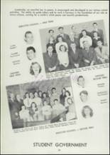 1948 Griffith High School Yearbook Page 34 & 35