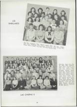 1948 Griffith High School Yearbook Page 38 & 39