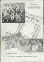 1948 Griffith High School Yearbook Page 44 & 45