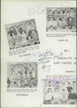 1948 Griffith High School Yearbook Page 50 & 51