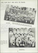 1948 Griffith High School Yearbook Page 58 & 59