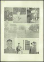 1952 Bridgewater Classical Academy Yearbook Page 30 & 31