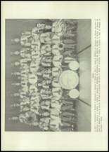 1952 Bridgewater Classical Academy Yearbook Page 34 & 35