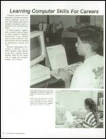 1994 Crowley High School Yearbook Page 28 & 29