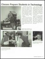 1994 Crowley High School Yearbook Page 32 & 33