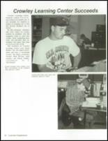 1994 Crowley High School Yearbook Page 34 & 35