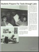 1994 Crowley High School Yearbook Page 36 & 37