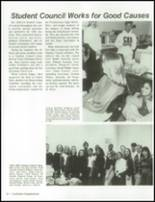 1994 Crowley High School Yearbook Page 38 & 39