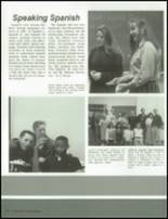 1994 Crowley High School Yearbook Page 42 & 43
