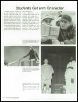 1994 Crowley High School Yearbook Page 44 & 45