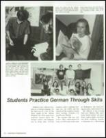 1994 Crowley High School Yearbook Page 46 & 47