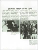 1994 Crowley High School Yearbook Page 50 & 51