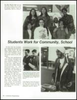 1994 Crowley High School Yearbook Page 54 & 55