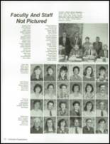 1994 Crowley High School Yearbook Page 56 & 57