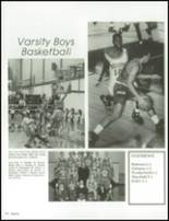 1994 Crowley High School Yearbook Page 74 & 75