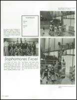 1994 Crowley High School Yearbook Page 76 & 77