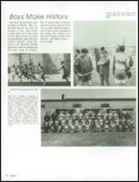 1994 Crowley High School Yearbook Page 80 & 81