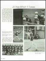 1994 Crowley High School Yearbook Page 92 & 93