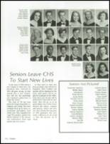 1994 Crowley High School Yearbook Page 116 & 117