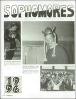 1994 Crowley High School Yearbook Page 132 & 133