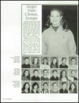 1994 Crowley High School Yearbook Page 156 & 157