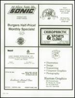 1994 Crowley High School Yearbook Page 214 & 215