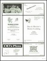 1994 Crowley High School Yearbook Page 220 & 221
