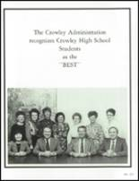 1994 Crowley High School Yearbook Page 224 & 225