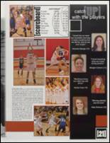 2011 Laingsburg High School Yearbook Page 24 & 25