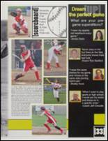 2011 Laingsburg High School Yearbook Page 36 & 37